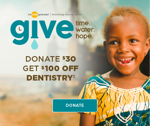 Donate $30, Get $100 Off Dentistry - Valencia Dental Group at Copper Hill