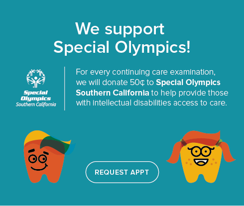 My Kid's Dentist - We Support Special Olympics